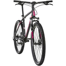 """Serious Rockville etujousitettu maastopyörä 27,5"""" Disc , musta"""